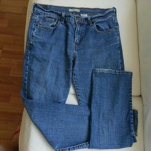 Women's Levi's 505 Straight Fit Jeans,  Size 10M